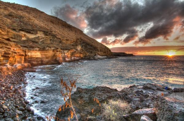 Sunrise at Amarillo Bay by PRE99