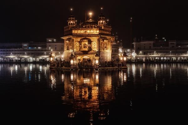 Golden Temple by bobbyl