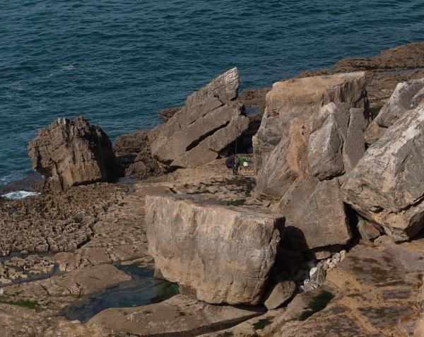 Rocks by HarrietH