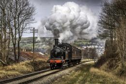 LNWR Webb Coal Tank (No:1054)
