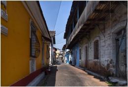 The Portuguese quarter