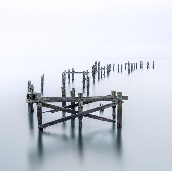 Minimal Blue by LDorey