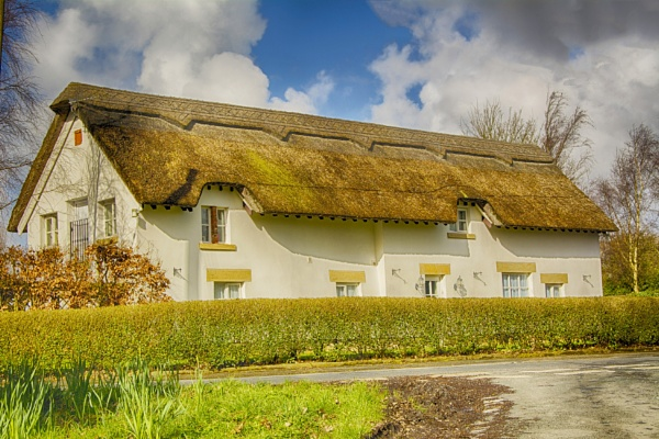 Thatched Cottage by kip55