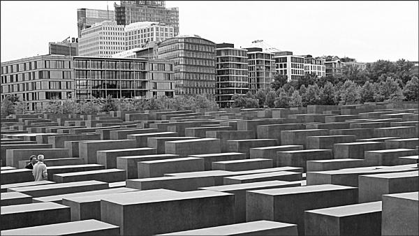 *** Holocaust memorial *** by Spkr51