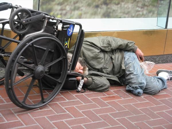 Homeless in San Francisco by Ellenismyname65