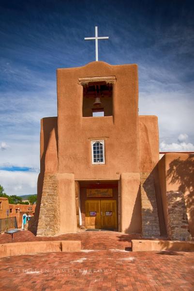 Mother Road LXXXV - San Miguel Mission - Santa Fe by Stephen_B