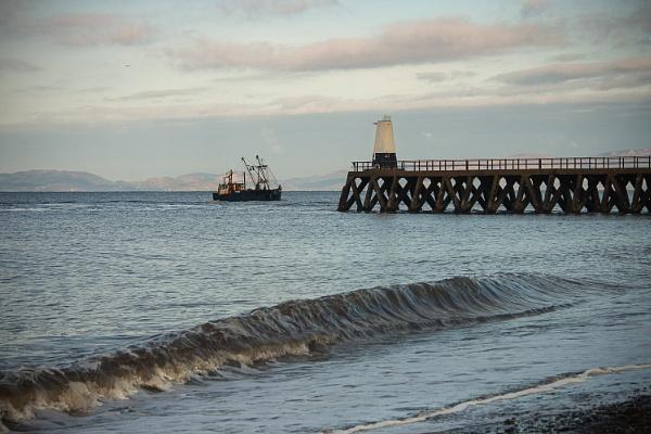 Maryport Pier by Sue_R