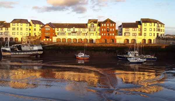Maryport Harbour by Sue_R