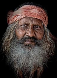 mendicant in Haridwar?
