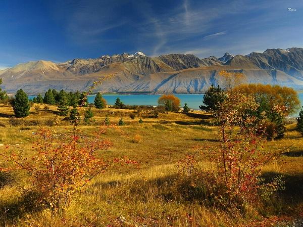 Lake Pukaki 44 by DevilsAdvocate