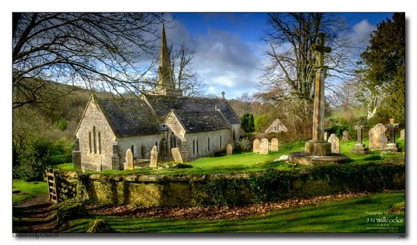 Littlebredy Church by jer