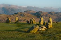 Castlerigg standing stones
