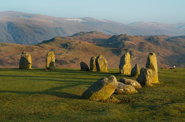 Castlerigg standing stones by PRE99