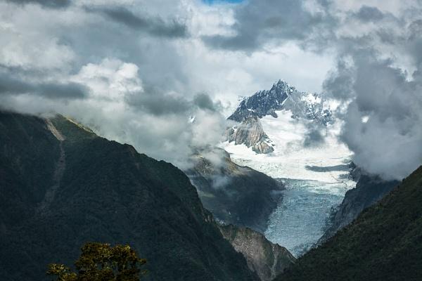 Fox Glacier by Phil_Bird