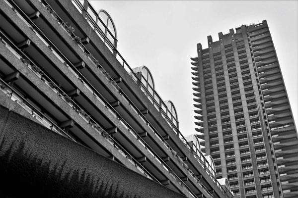 barbican by HoneyT
