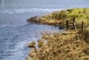 Sunken Fence by Irishkate