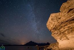 Elgol Night Sky