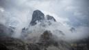 Mood of the Dolomites by awhyu