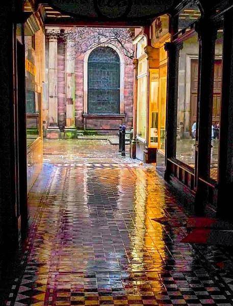Alley by Ben200
