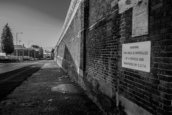 Strangeways prison by justwilliam