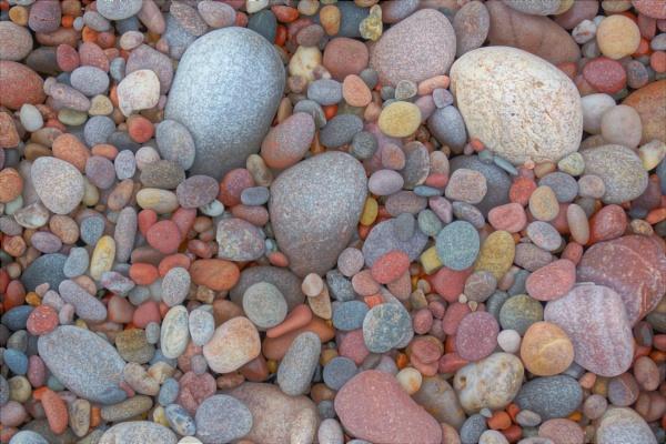 Pennan Pebbles. by macprints