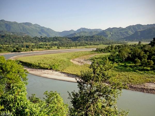 A river view by Bantu