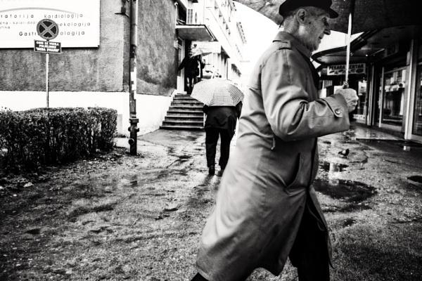 Urban Scene LXXX by MileJanjic