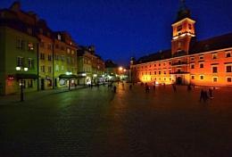 Plac Zamkowy, Stare miasto ,Warszawa