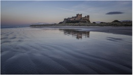 Bamburgh Reflections
