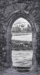 Leiston abbey - infrared