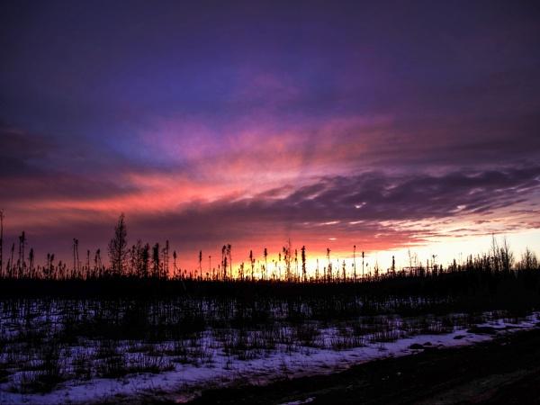 Sunset by StevePushman