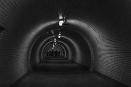 Never ending tunnel