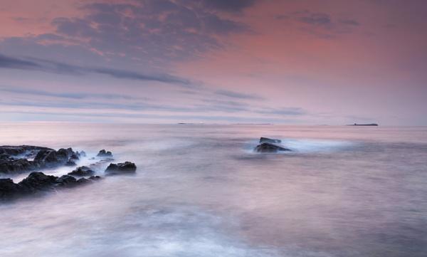Distant Farnes by chris-p