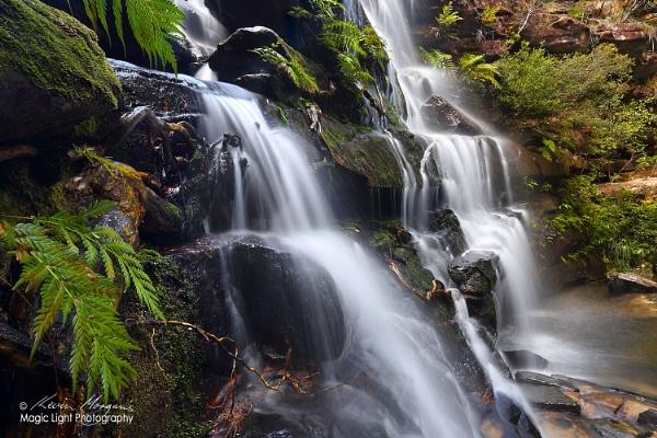 Kariong Brook Falls 2 by kmorgan3