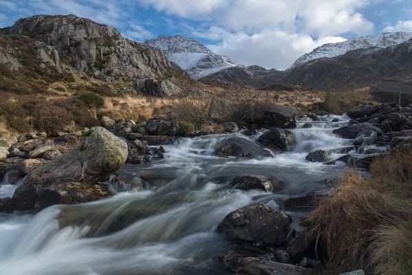 Ogwen Falls by Alan_Coles