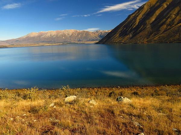 Lake Ohau 13 by DevilsAdvocate