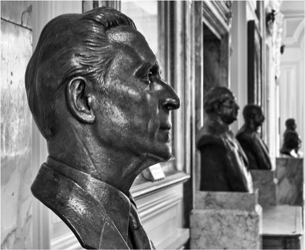 Heads by franken