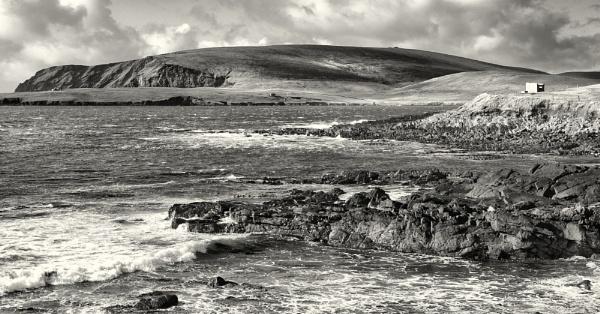 Virkie Shetland by scrimmy