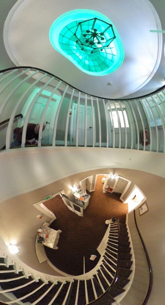 Millfield Staircase by nclark