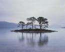 Slattadale Island by hwatt