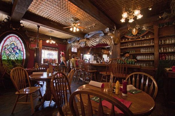 Jackson Hole Playhouse Bar