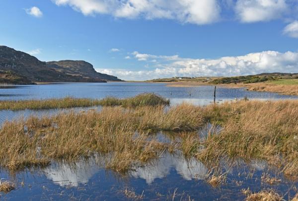 Loch Fada, Colonsay by Gourdon