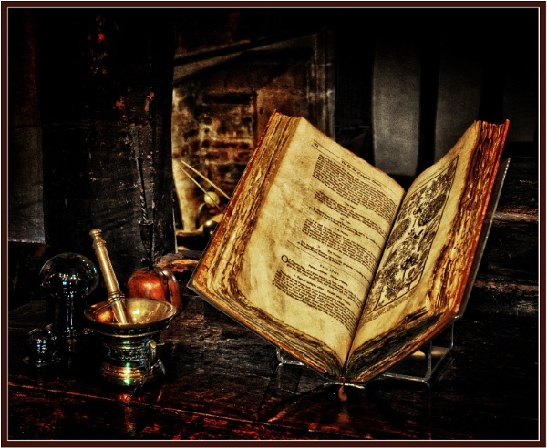 The Book of Potions and Spells by PhilT2