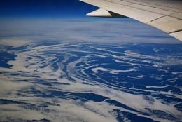 Ice in the Atlantic
