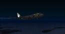 Twilight Flight by StrayCat