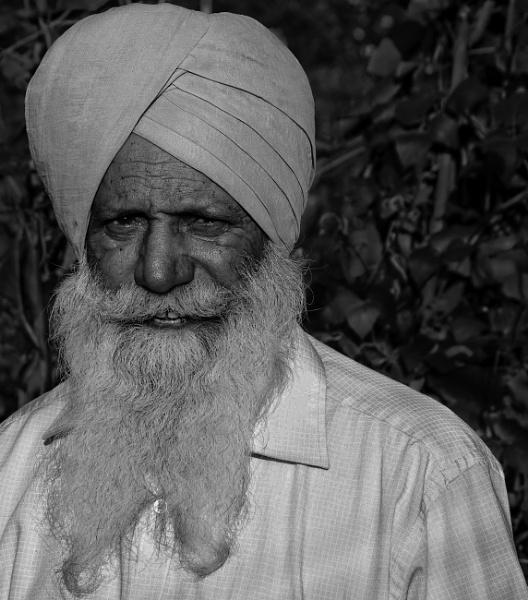Sikh Gentleman by Lord_Raglan