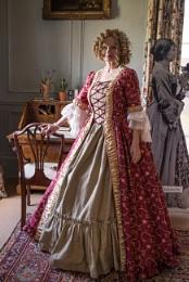 An Elegant Georgian Lady