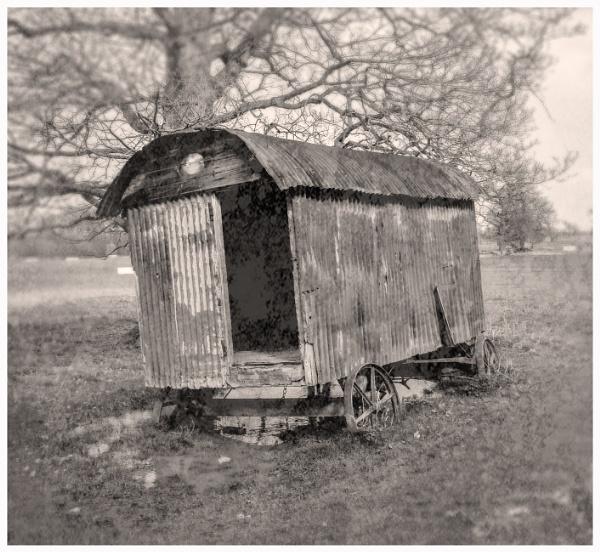 Shepherd\'s Hut by bwlchmawr