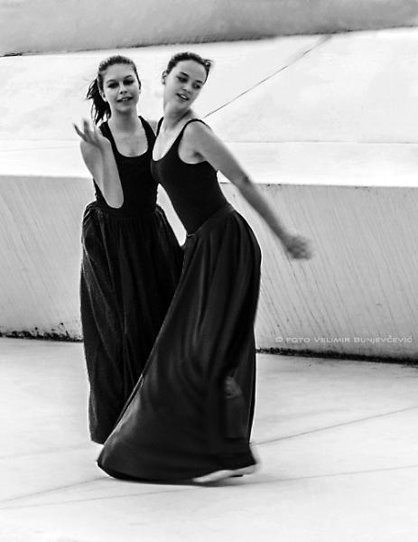 the joy of movement by Velja
