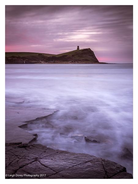 A Magenta Dawn by LDorey